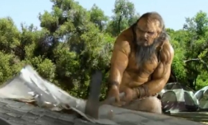 giant Paul Bunyan