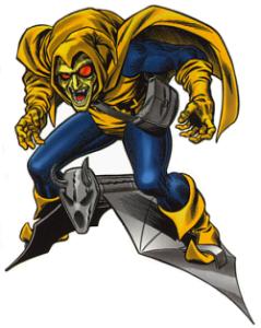 Hobgoblin spiderman