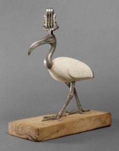 Thoth as an ibis.