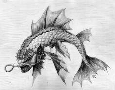 Peng fish form