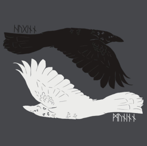 Muninn and Huginn 3