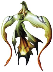 Quetzalcoatl FF8