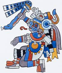 Tlaloc wind god