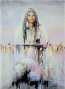 White Buffalo Calf Woman 2