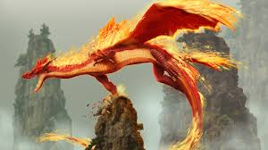 Fire Dragon 1