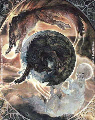 Skoll and Hati (2)